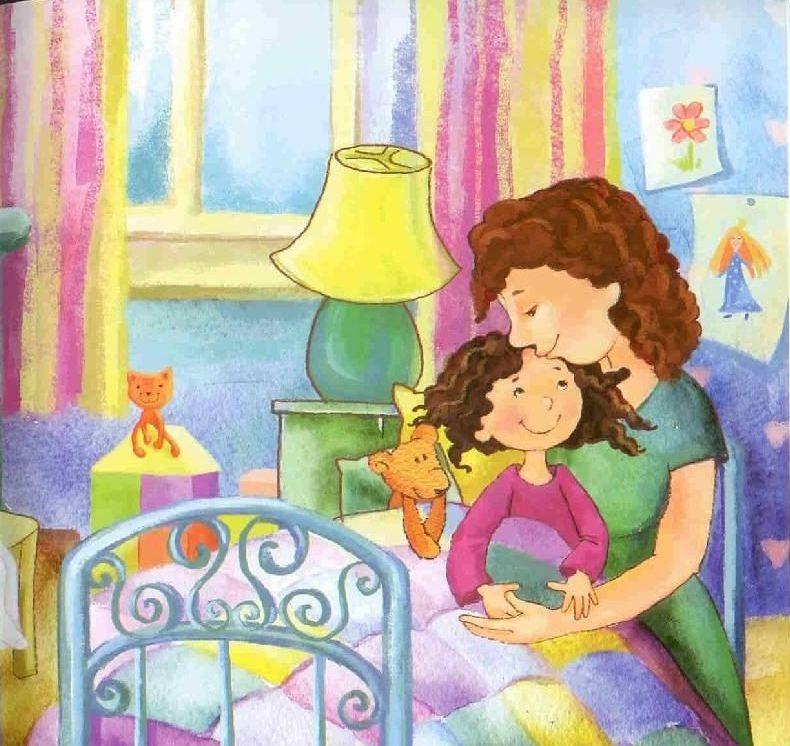 Советы родителям, при нарушении сна у детей